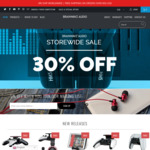 30% off Store Wide + Extra 10% off Coupon + Free Delivery with US$50+ Spend @ Brainwavz Audio
