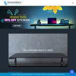 30% off Computer / Sit Stand Desks (OmniDesk Pro Small $630 + $50 Delivery to Melbourne) @ Omnidesk