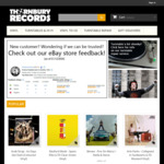25% Off All Music Records +$8.95 Delivery / Pickup VIC @ Thornbury Records