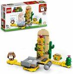 LEGO Super Mario Desert Pokey Expansion Set 71363 $12 (60% off) + Delivery ($0 with Prime/ $39 Spend) @ Amazon AU