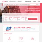 [NSW] Sydney Airport Parking: 10% off @ Blu Emu Car Park