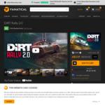 [PC] Steam - F1 2018 $0.71/SUPERHOT: MIND CONTROL DELETE $10.14/Project Hospital $16.79/Dirt Rally 2.0 $3.59 - Fanatical