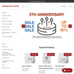 Up to 40% off Coffee Sale + Delivery ($0 with $40 Spend) @ Normcore Coffee
