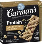 [Prime] Carman's Protein Bar Salted Caramel 200g $3.20 + Delivery ($0 with Prime/ $39 Spend) @ Amazon AU