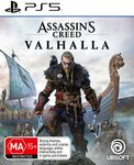 [PS5, XSX, PS4, XB1] Assassin's Creed Valhalla $38 + Delivery ($0 with Prime / $39+) @ Amazon AU / Harvey Norman (C&C)