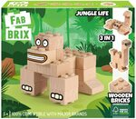 Fabbrix: Transport, Sea Animals, Farm Animals, Jungle Life $6.26-$8.51 (RRP $20) + Post ($0 with Prime/ $39 Spend) @ Amazon AU