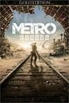 [XB1, XSX] Metro Exodus $13.20, Metro Exodus Gold Edition $19.14 @ Microsoft Store (XBL Gold/Gamepass Ultimate Required)