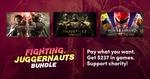 [PC, Steam] Fighting Juggernauts Bundle (MK XL, Injustice 2, Power Rangers, Killer Instinct & More) - $16.68 @ Humble Bundle