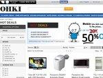 Mega Sales - Massive Savings on The Sony, Panasonic, Samsung, Sharp, Teac, Whirlpool and More