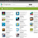 "Android Market's ""25 Billion Downloads"" - 5 Days. Apps $0.25, Movies for $0.99 & Books for $2"