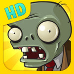 Plants vs. Zombies HD (for iPad) & for iPhone - FREE