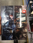 [HARDCOVER BOOK, COLLECTOR'S EDITION] Metal Gear Rising: Revengeance [$10] at JBHIFI
