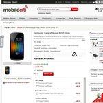 Samsung Galaxy Nexus $279 Pickup or Free Shipping @ Mobileciti