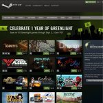 STEAM - 50 Greenlight Games Discounted