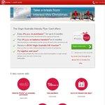 Virgin Australia Velocity Credit Card $129/Year - $150 Virgin Australia Gift Voucher