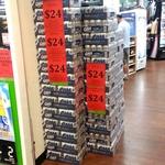 Korean Beer Cass 24 Cans for $24 at Liquorlegends Ashfield NSW