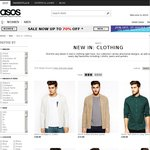 ASOS Daylight Savings 25% off Full Price