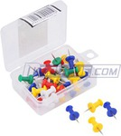 35pcs Colored Push Pins $0.85 AUD Delivered @ Meritline