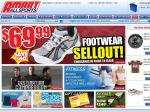 Amart All Sports CLOSING DOWN - 50% OFF Storewide - Highpoint Shopping Centre (VIC)