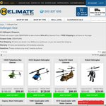 50% off Remote Control Helicopters + Free Shipping at Helimate.com.au with Coupon Code