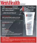 Get a FREE samples of Biotherm Homme @Myer/ Pharmacy