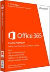 Microsoft Office 365 Home Premium for $49 @ Harvey Norman after $25 Cashback