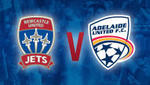 At 10am Today, Tickets for The Newcastle Jets V Adelaide A-League Game (NSW) on Dec 19 Will Be $2 via Ticketmaster