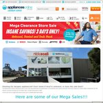 Appliances Online Clearance Store Sale (Auburn NSW)