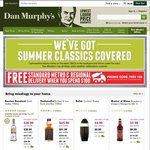 Dan Murphy's - Free Shipping with Orders over $100