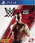 PS4 WWE/NBA 2K15 $48 (Less $5 Sign up) @ Harvey Norman (Free Store Pickup)