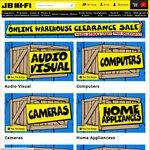 JB Hi Fi Online Clearance Sale (Nokia 920 $136, BlackBerry Q10 $109, Olympus E-PL5 - $314, etc)
