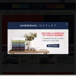 60% off Sheridan & 30% off Sheridan Outlet Products - Sheridan Outlet Stores