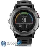 Garmin Fenix 3 Watch with HRM-Run $529 Incl Metro Shipping from DWI