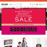 20% off Myer Stocktake Sale - Bose QC35 - $399 [Macquarie Centre, NSW]