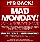 It's Back! Ebgames's Mad Monday Is Coming!