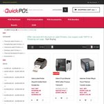 Get Extra $15 Discount on Label Printers [Quick POS]