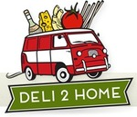 Free Delivery (or $10 off, Ends 9am Today) + $15 off $40+ Order (New Customers) @ Deli 2 Home [VIC/NSW/ACT/SA]