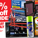 Autobarn 20% off Instore and Online This Weekend