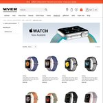 38mm Apple Watch Sport - $279 Delivered @ Myer