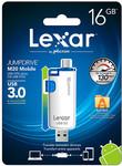 Lexar JumpDrive 16GB M20 OTG - Micro USB/USB 3.0 - $10 Delivered @ Target