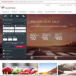 10% off Virgin Australia Domestic Flights
