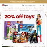 Target - Star Fox Zero $29, 20% off All DVDs and $10 off $60 or $20 off $99 Spend on Clothing, Homewares and Christmas