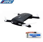 Bundle JJRC H37 Elfie Foldable Pocket Selfie Drone Black + Extra 3.7V 500mAh Battery USD$38.99 (~AUD$54.37) Delivered@Geekbuying
