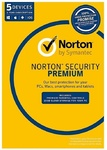 Norton Security Premium 5 Device 1 Year $39, Norton Security Standard 2 Devices 1 Year $16 @ Save on IT (Email Key)