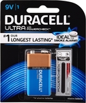 Duracell 9v Ultra Alkaline Battery $3.60 @ Bunnings & $3.65 @ Coles (Was $6.98 & $7.30)