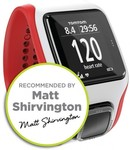 TomTom Runner Cardio Watch - White/Red $99 (Was $349) @ Harvey Norman