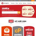 Netregistry - .com $1 New Registrations Only