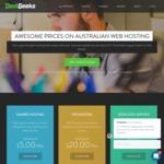 Get $0.99 VPS, Business, Wordpress & Shared Web Hosting for 3 Months @ Dedigeeks Australia