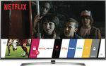 """LG 60UJ654T 60"""" (152cm) UHD LED LCD Smart TV - $1695.75 (C&C) @ The Good Guys eBay"""