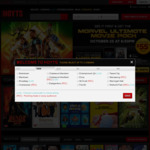 $10 Ticket for Adding Qantas Frequent Flyer to Profile (Silver) @ Hoyts Rewards